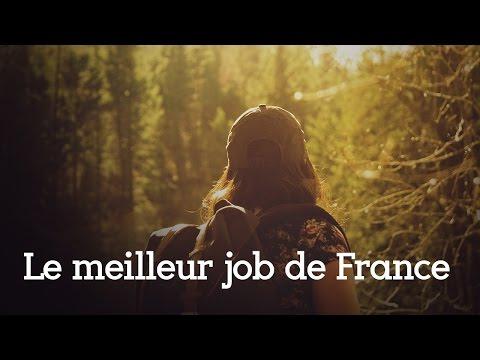 Elle a décroché le meilleur job de France