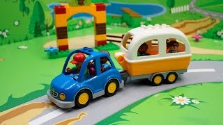Мультфильмы для детей - Не обижайте животных. Развивающие видео с игрушками.