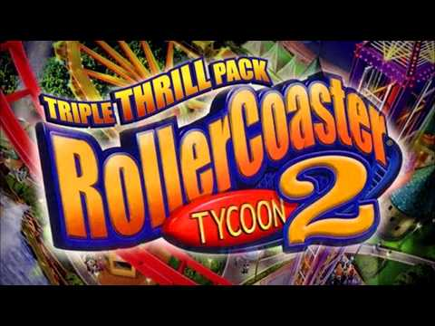 Roller Coaster Tycoon 2 Merry-go-round Full Music