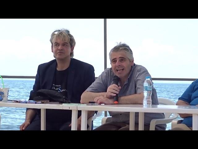 Δημήτρης Πιπερίδης - Νόστος, ρίζα μ' και κλαδί μ' - Συνέντευξη Τύπου  StellasView.gr