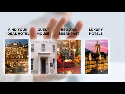 London Hotel and Gust House Accommodation Guide