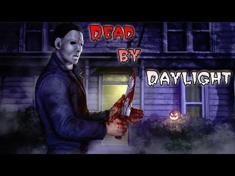 Завод страданий! Майкл Майерс! Dead by Daylight Horror games online