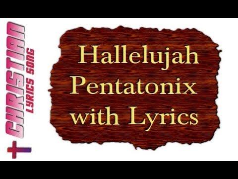 Pentatonix HallelujahChristmas Album with Lyrics