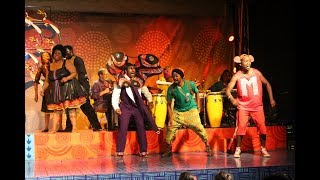 Tinga Tinga Tales - The Musical is back  at the Kenyan National Theatre