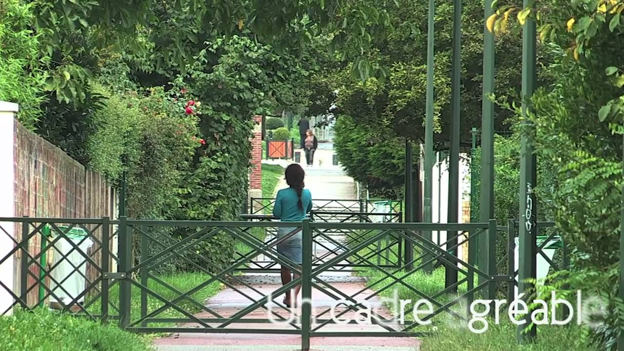 LES CLAYES SOUS BOIS Le Jardin d''Arcy Kaufman et Broad You # Hotel Les Clayes Sous Bois