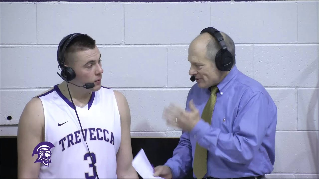 Trevecca Men's Basketball   Matt Gamberoni Postgame ...