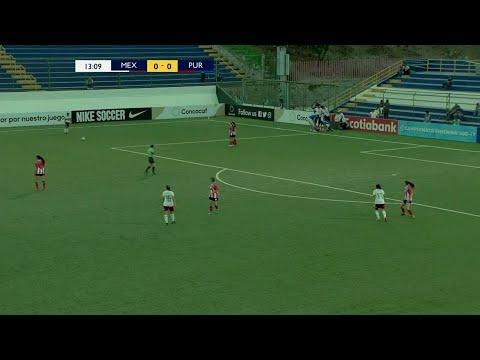 PLAY at 14' | Mexico vs Puerto Rico