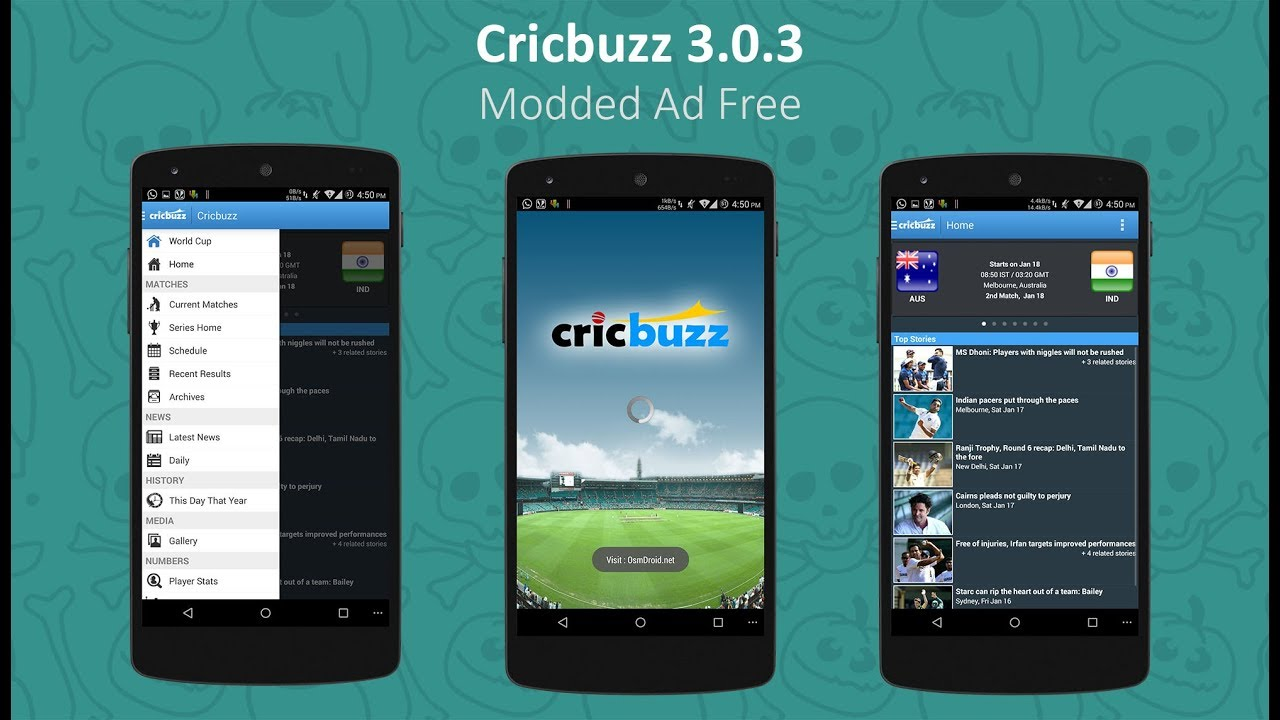 free download cricbuzz app