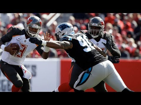 Julius Peppers Moves Up Sack Chart in Panthers