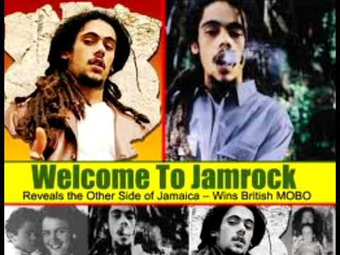 Damain Marley- Welcome To Jamrock (amazing edit)
