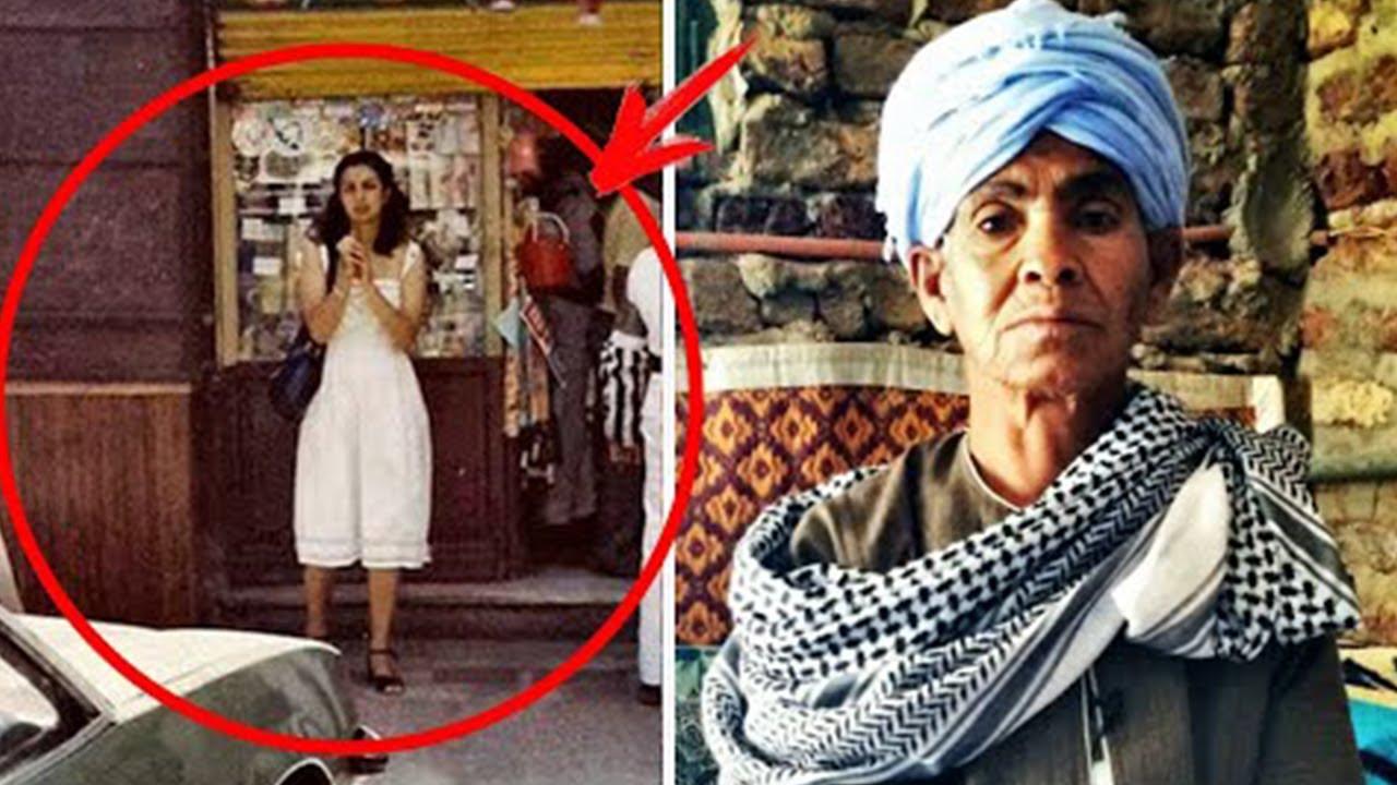 لمدة 43 عاما أخفت سرا تحت ملابسها، وعندما كشفت السر اندهش الجميع !!
