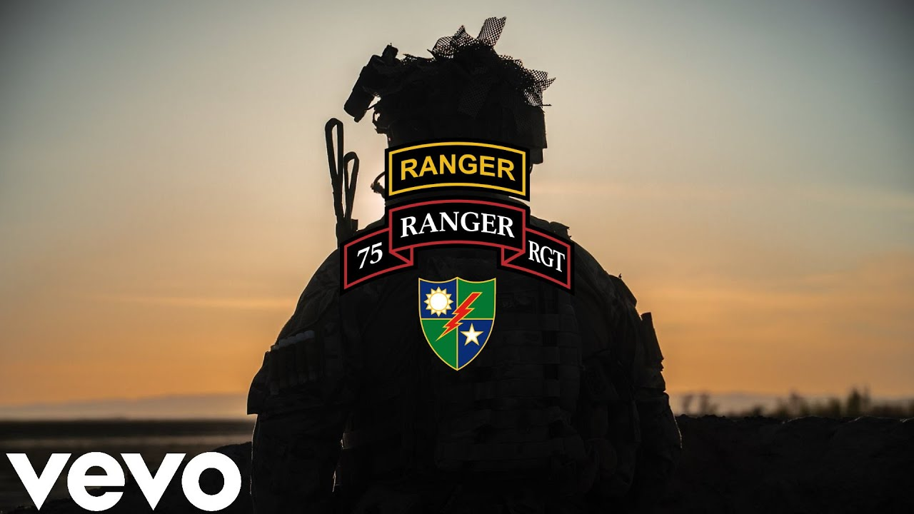 "75th Ranger Regiment 2020 │ ""'Cause I'm already dreaming"""