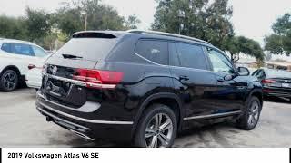 2019 Volkswagen Atlas Thousand Oaks CA VW22821