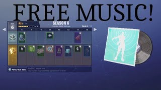 *NEW* HOW TO EQUIP ANY FORTNITE MUSIC WITHOUT THE BATTLEPASS! (ANY CONSOLE)