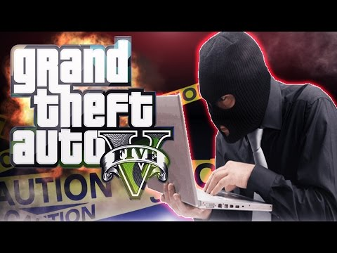 GTA 5 Online - Trolling Cheaters and God Mode Modders