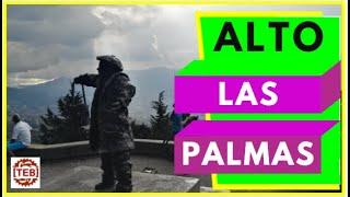 PUERTOS de MONTAÑA FUERA de CATEGORÍA: Alto las Palmas   15.7 Km - 7%   #4 🚴 🌄