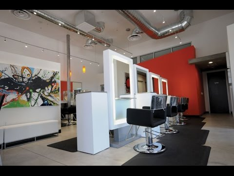 Easy ideas Salon decorating by Blason Internat  YouTube