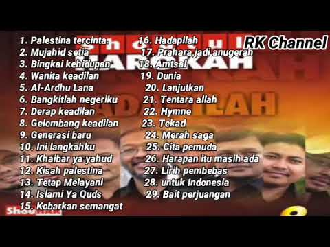 Shoutul harokah the best album   palestina tercinta   YouTube