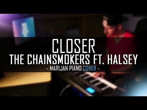 The Chainsmokers ft. Halsey - Closer   Piano Cover + Sheet Music