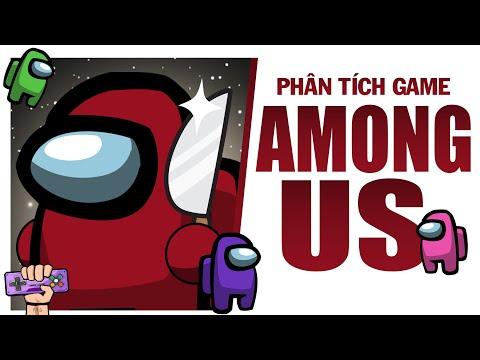 Phân tích game : AMONG US   Game Explained   PTG