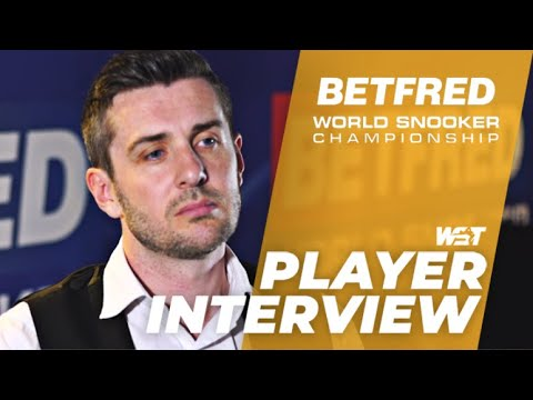 Mark SELBY Thrashes Kurt Maflin To Reach Last 16 |  World Championship