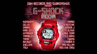 Swag Team-Hot Dis Year-G Shock Riddim