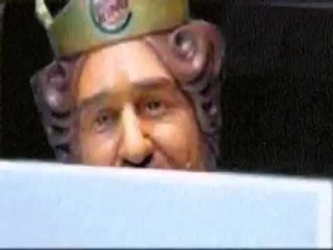 hqdefault burger king guy kills ronald mcdonald youtube