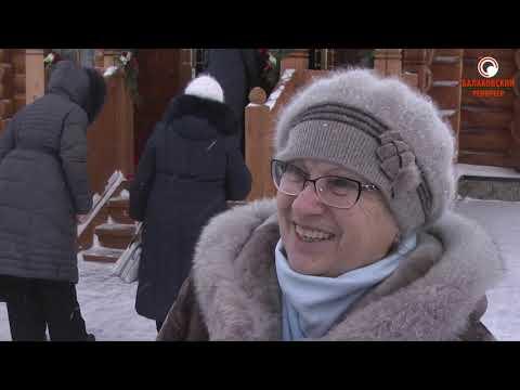 """В призаводском храме БФ АО """"Апатит"""" провели великий чин освящения"""