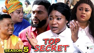 TOP SECRET SEASON 5 - Mercy Johnson 2020 Latest Nigerian Nollywood Movie Full HD | 1080p