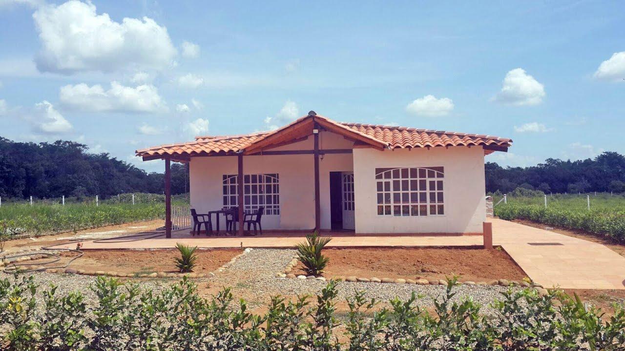 Casas prefabricadas bogota prefabricadas youtube for Casas prefabricadas modernas