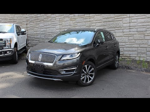 2019 Lincoln MKC Reserve: In Depth First Person Look