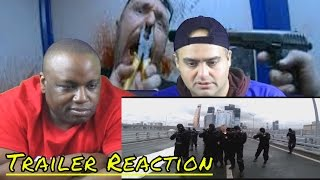 Хардкор (HARDCORE HENRY) Трейлер REACTION