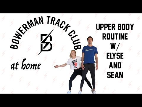Upper Body Routine for Runners with #McCranny