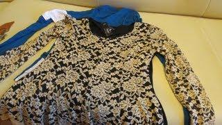 видео Женские блузки 2013