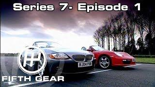 Fifth Gear Series 7 Episode 1 смотреть