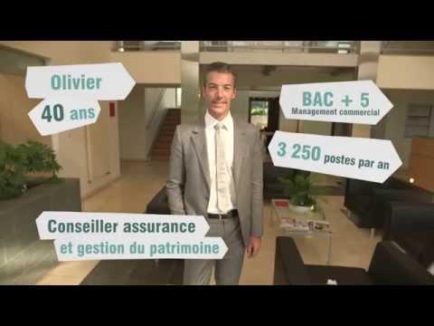 Vidéo de agent/e général/e d'assurances