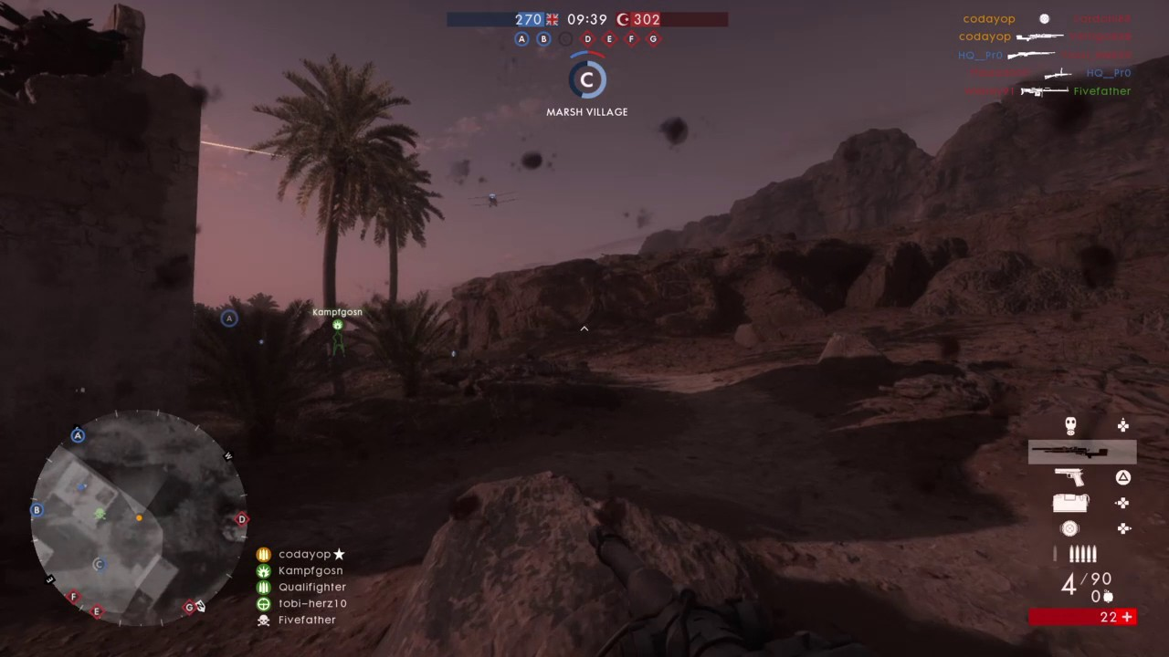bf1 how to resupply support