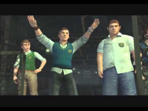 PS2 Longplay 079 Bully part 1 of 3