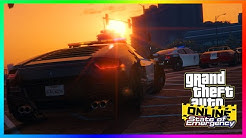GTA 5 Online State Of Emergency DLC Concept - What A Police/Cops N Crooks Update Could Look Like!