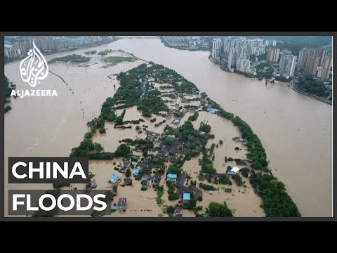 China floods raise concerns over Three Gorges Dam's efficacy