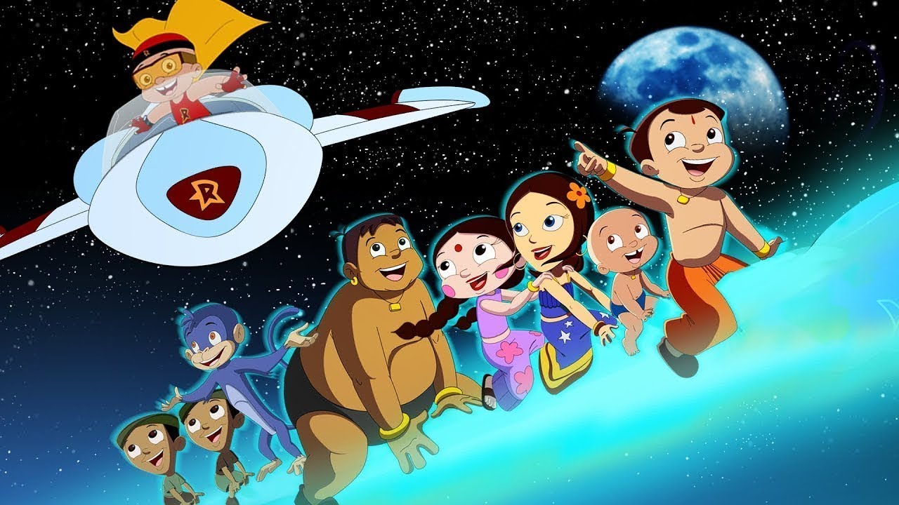 Chhota Bheem & Mighty Raju's Space Adventure