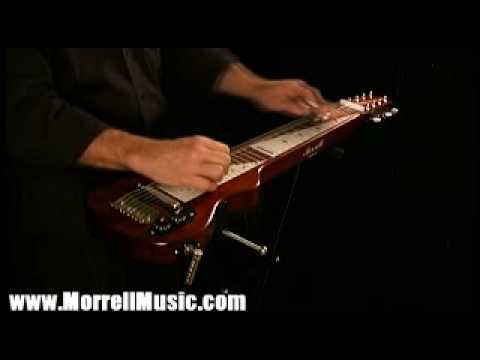 Morrell Music JMPTR 8 Lap Steel...