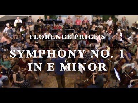 Music Gazing - Price - Symphony No. 1