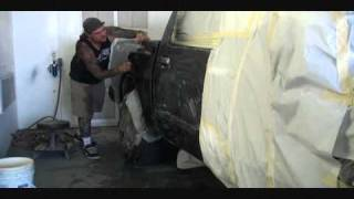 collision damage repairs how to repair your damaged vehicle from start to finish part 9 done