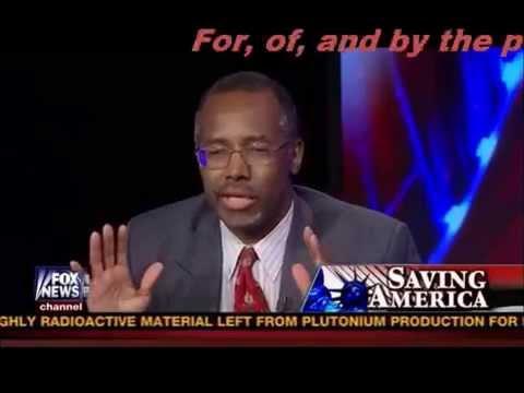 Ben Carson: A Citizen Spokesman
