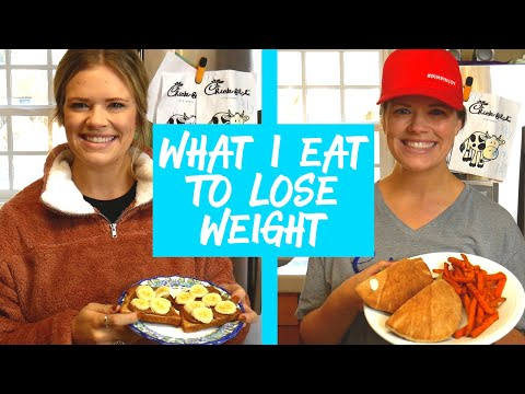 What I Eat to Lose Weigh! // Weight-Loss-Wednesday