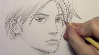 tutorial completo para desenhar um rosto manga ultra realista