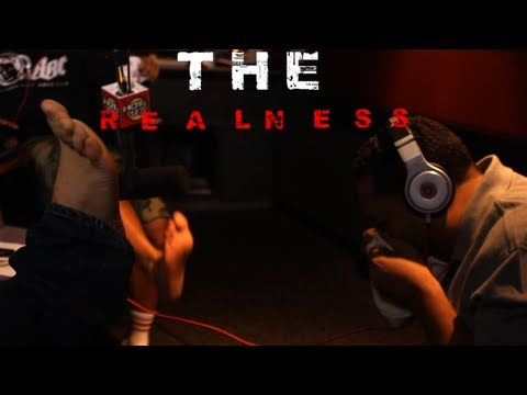 The Realness: Keep your shoes on around Cipha