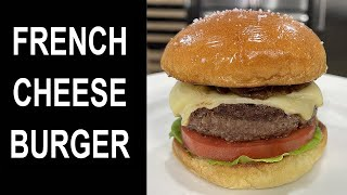 How To Make Tнe Best French Cheeseburger | Chef Jean-Pierre