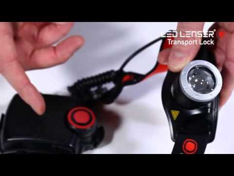 Helmlampe LEDLENSER H7R.2 Rechargeable Headlamp Camping & Outdoor
